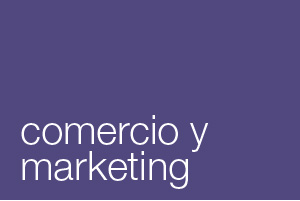 Área comercio y marketing